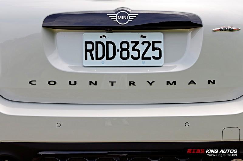 小公主上路︱《Mini JCW Countryman All4》英倫小辣椒,可甜可颯可裝可跑的超性能小休旅