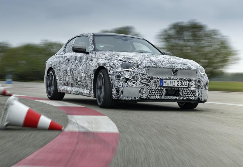 新世代《BMW 2 Series Coupe》確定今夏投產 《M240i》採四驅配置輸出上看374匹