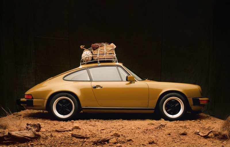 Recaro為《Porsche 911 SC》推出專屬座椅涼蓆
