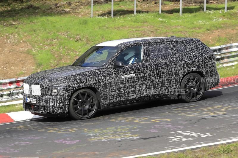 BMW可能推出《X8 M》? 傳出將搭載V8插電式油電動力、綜效輸出高達750匹