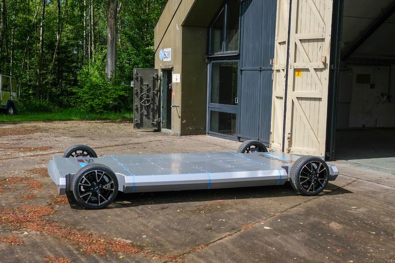 《電動車技術平台》極簡化最棒?研發目的可能跟你想的不一樣!《輪內馬達》是關鍵