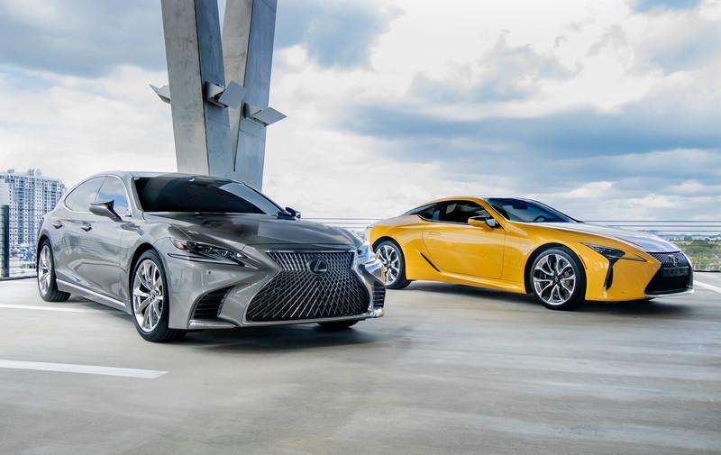 《Lexus》6月促銷活動開跑|LC500一個月17萬有找!租賃 貸款 任你選