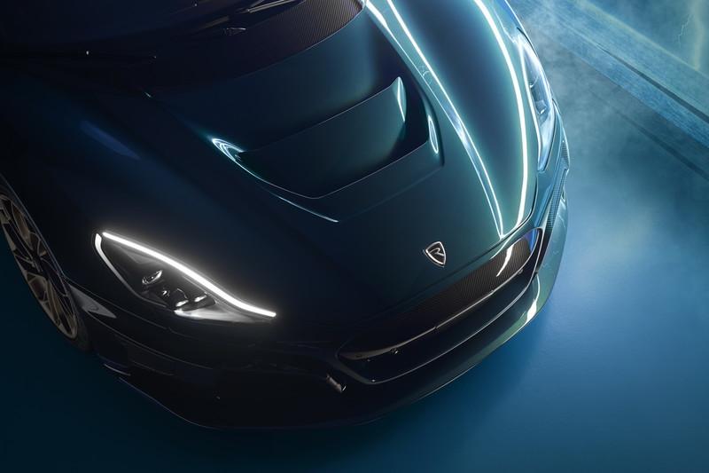 榨出1,914匹驚人馬力+零百加速1.85秒+售價破6千萬=電動跑車《Rimac Nevera》量產版登場