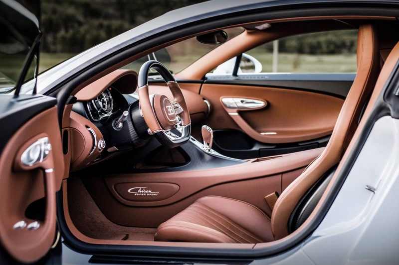 極速之王再臨!《Bugatti》發表《Chiron Super Sport》宣稱可輕鬆直上440km/h