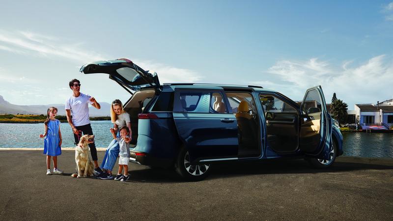 Kia推線上賞車、到府試乘|《Carnival》表現亮眼賣破600輛 《Picanto》享首年低月付2,999