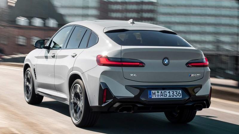 台灣導入計畫怎麼說?小改款《BMW X3 / X4》規格售價全曝光!全面配置48V輕油電系統