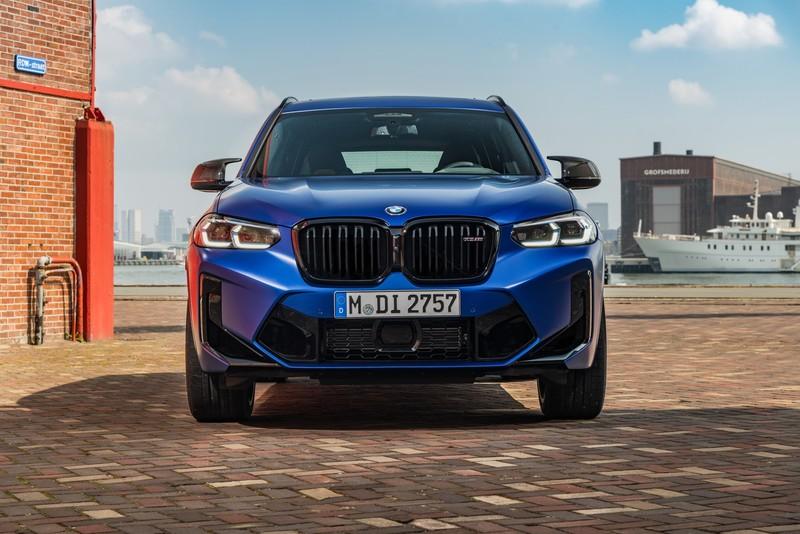 小改款《BMW X3/X4 M Competition》性能更強悍|零百加速快0.3秒 扭力多5.1公斤米