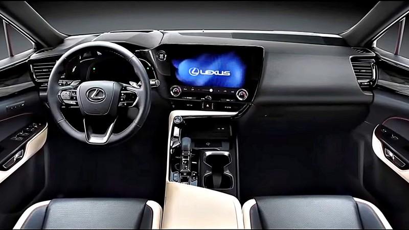 6月12日全球首發 大改款《Lexus NX》值得期待(二)2.4T要賣多少?