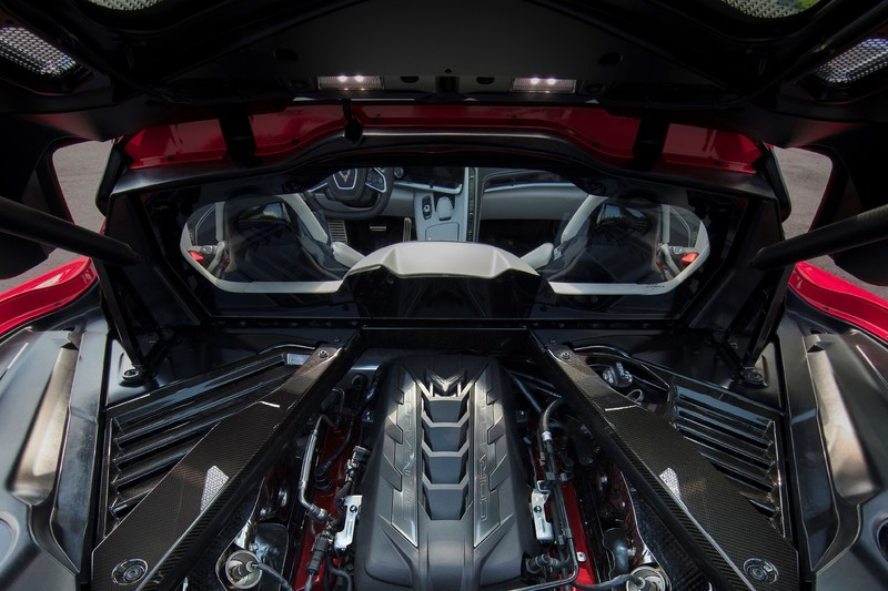《Chevrolet Corvette Stingray IMSA GTLM Championship Edition》冠軍特仕車 碳纖維套件上身!慶祝IMSA 2020賽季總冠軍