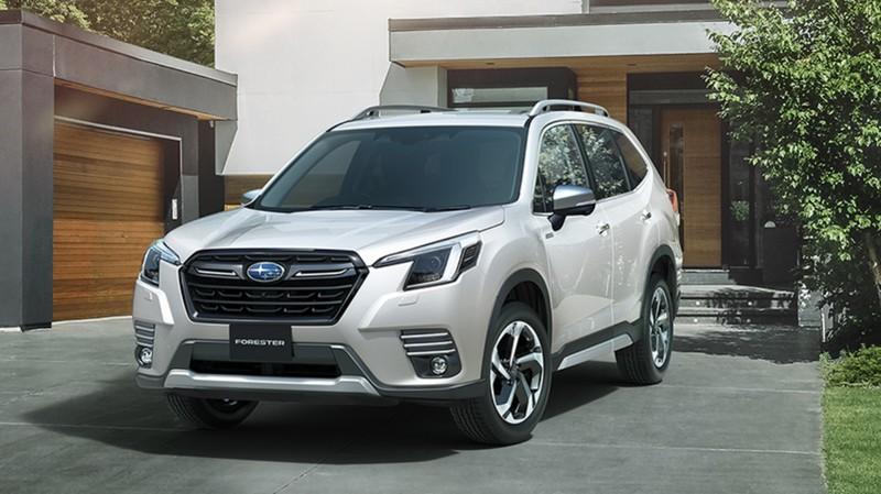 小改款《Subaru Forester》無預警發表 升級新一代EyeSight、維持2.0油電及1.8渦輪動力