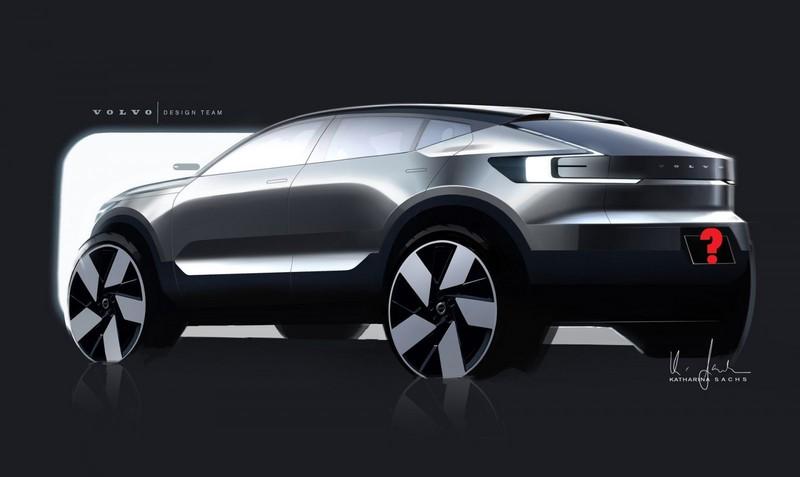 《Ford Puma》的下一個勁敵?《Volvo》推更小更平民的純電跨界休旅車 預計2023年加列打頭陣