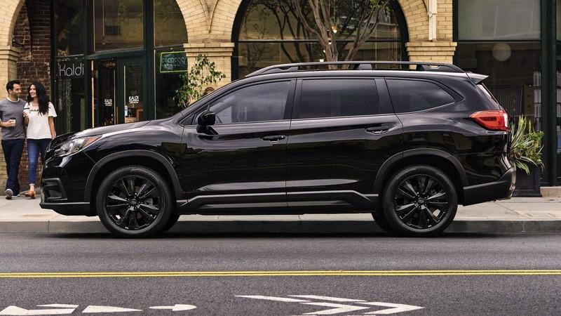 走上黑化之路  新年式《Subaru Ascent》推出僅限7人座的Onyx Edition車型