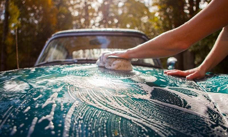 免洗車打蠟也能亮晶晶!(三)台灣《旱象》嚴峻 如何照顧愛車的面子?