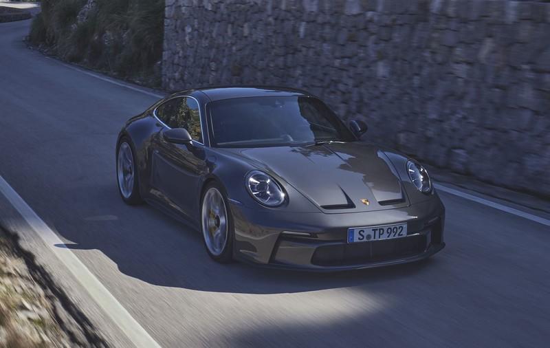 新世代《Porsche 911 GT3》再推Touring Package|首度提供7速PDK變速箱、國內報價899萬元起