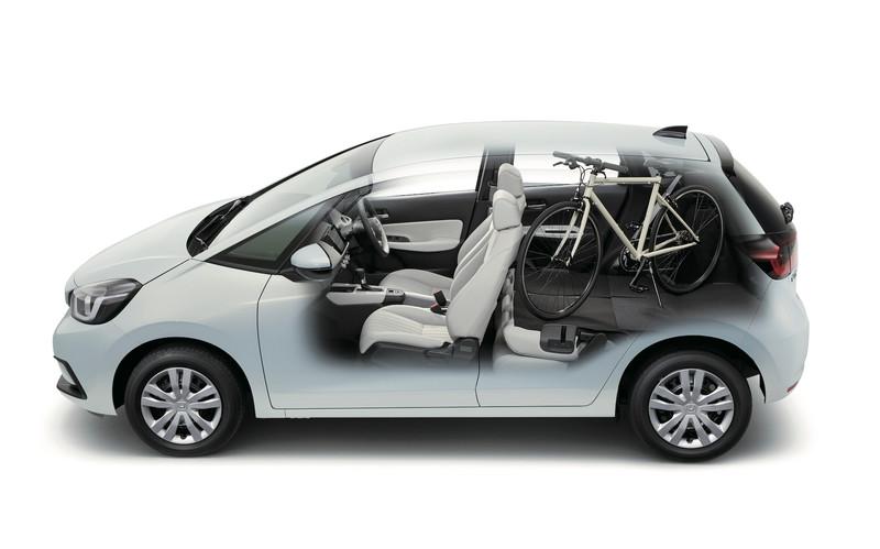 大改款《Honda Fit》確定開始接單!汽油版76.9萬/油電版86.9萬、預定9月正式發表