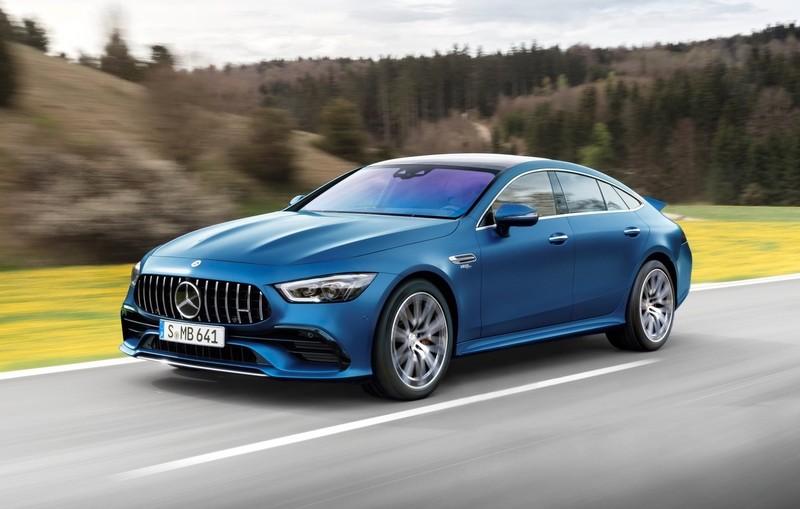 掌握三大改款亮點!小改款《Mercedes-AMG GT 43 4Matic+》確定最快年底導入