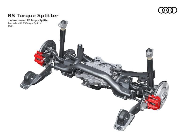 全新《Audi RS 3》五缸渦輪引擎榨401匹最大馬力 零百加速3秒8 還具備甩尾模式!