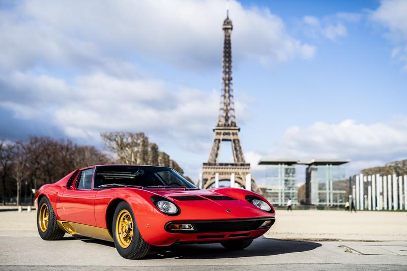 實力成就非凡Lamborghini《V12引擎》(一)從經典到未來
