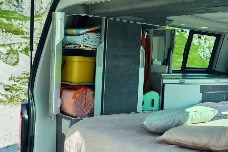 露營車全員到齊!福斯商旅宣布《VW T6.1 California Coast》258.8萬起限量上市