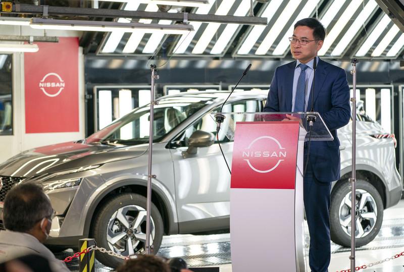 《Nissan》擴大投資英國工廠 並釋出全球戰略電動車預告圖