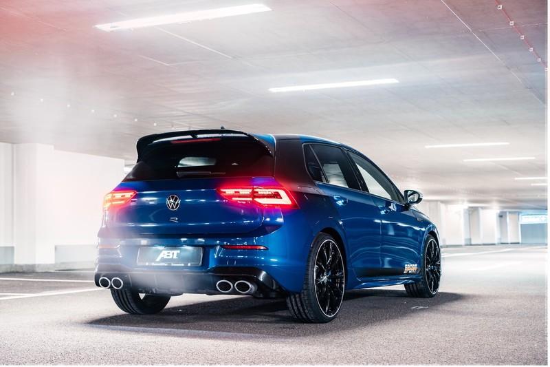 新一代《VW Golf R》有多兇?御用改裝廠《ABT》表示:榨到384匹沒問題