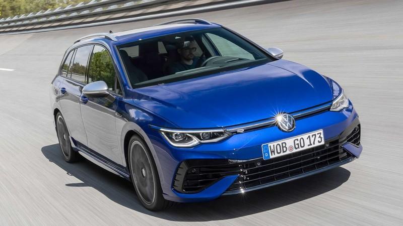 性能旅行車《Volkswagen Golf R Variant MK8》發表!有機會來台灣嗎? 車內空間更大 性能實力不容小覷