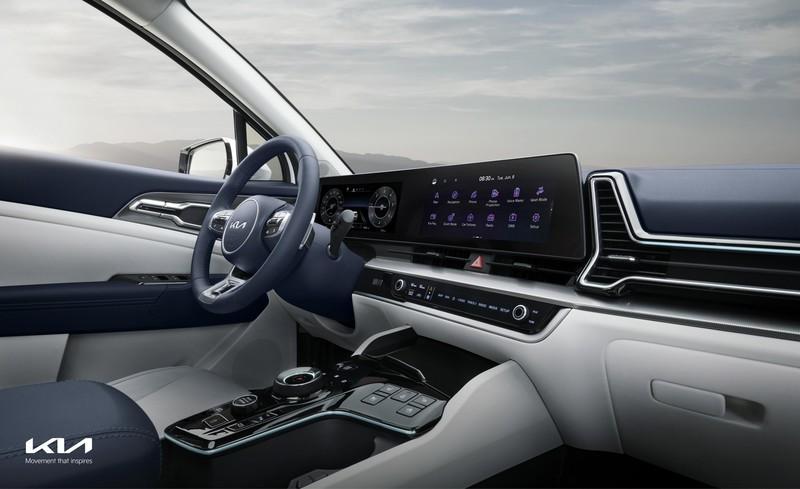 《Kia》公布大改款《Sportage》的動力配置  確定首波將提供1.6渦輪、2.0柴油