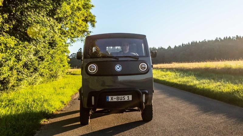 還沒上市就破1萬張訂單!《Xbus》是露營車也是敞篷車,一台57萬你會想要嗎?