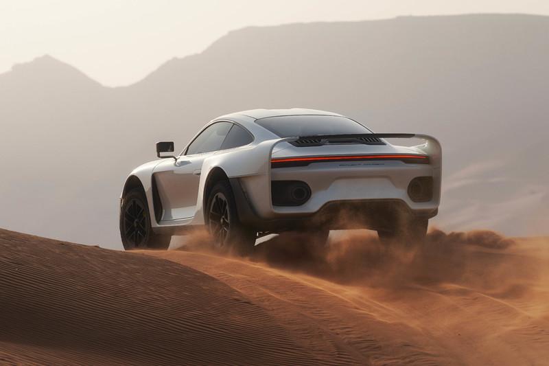 830hp、台幣1633萬元《Marsien》將Porsche 911變成超級越野跑車!27歲老闆僅花2年研發!