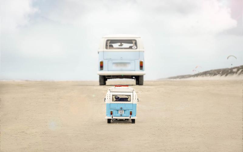 樂高迷準備衝了嗎?超可愛的Creator系列《福斯T2露營車》即將開賣!