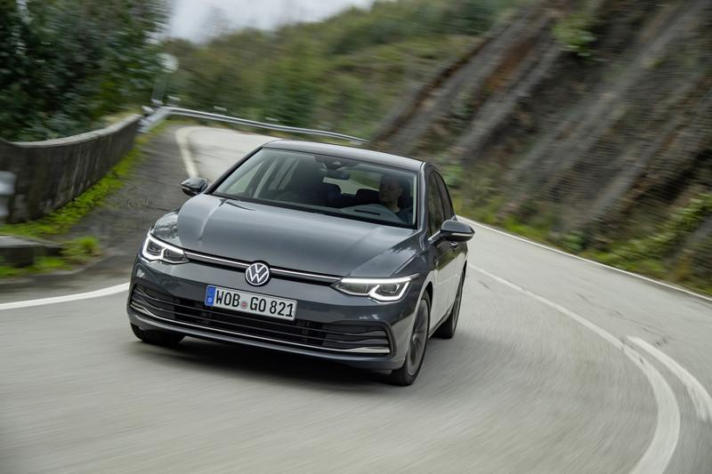 能源局最新油耗測試出爐 《Volkswagen Golf》48V輕油電+節能滑行=20.5km/L能源效率一級