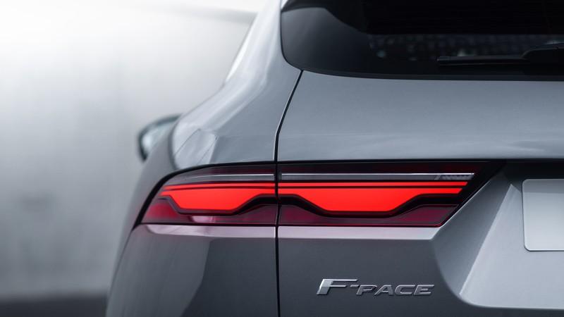 小改款《Jaguar F-Pace》7/19(一)線上發表|直播前參與推廣活動好禮相贈