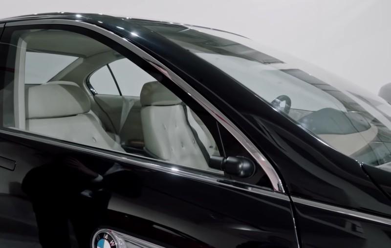這才是超前部署!原來90年代的《BMW ZBF-7er》早就揭示大鼻孔設計