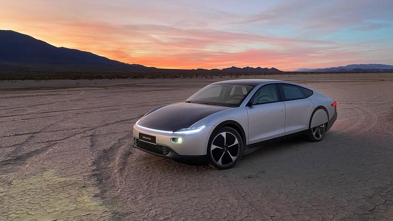解密黑科技!太陽能電動車《Lightyear One》充一次電就有710公里續航 電池比《Model S Plaid》更小卻更帶電