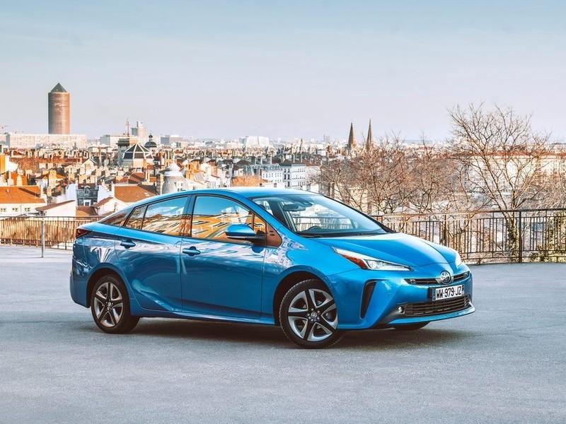 這個零件誘人犯罪 《Toyota Prius》在日本失竊率第二名 第一名竟然是它!