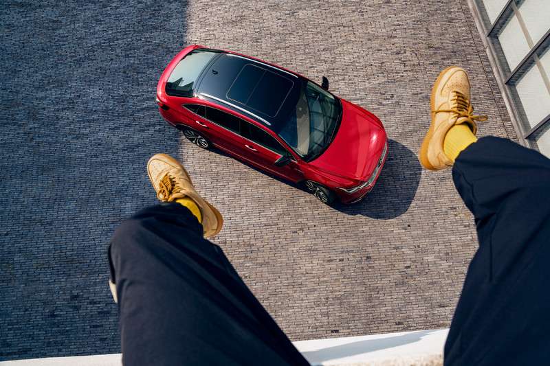 這個屁股很可以!新年式《Volkswagen Tiguan X》發表 車內布局是亮點