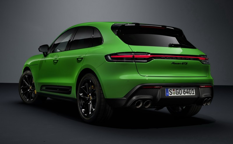 《Porsche Macan》再度小改款!GTS比照Turbo車型直上440匹、入門2.0T車型售價284萬起