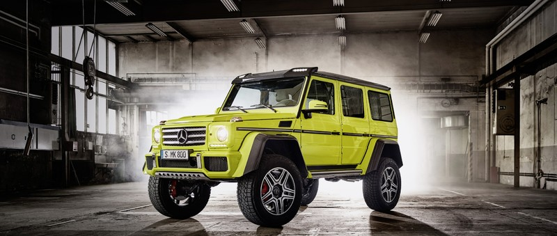 賓士純電版越野硬漢9月有望現身!更兇更悍《Mercedes-Benz EQG》破500匹馬力 這樣有電到你嗎?