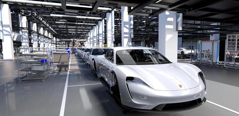 《Porsche Taycan》用6個月就追上去年整年銷量!比小兄弟《Panamera》更熱賣