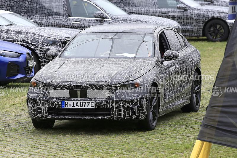 下一代《BMW 5 Series》更苗條更流線  但鼻孔還是讓人猜不透