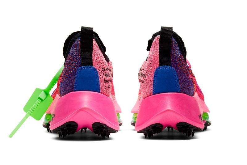 街頭+精品重新解構你的Nike!《Off-White™ x Nike Aor Zoom Tempo Next》聯名鞋款正式發售