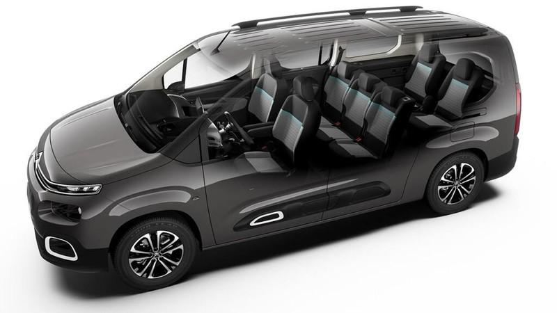 表格分析《福斯商旅Caddy Maxi》空間大《Citroen Berlingo布丁狗》第三排舒適|商旅MPV評比