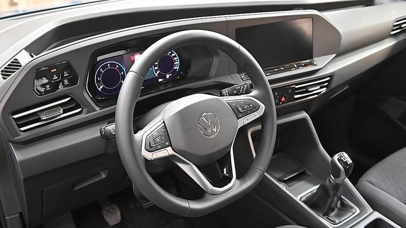 預售價82.8萬起正式抵台!《Volkswagen Caddy Cargo》限量50台再折3萬 空間感、安全感一次滿足
