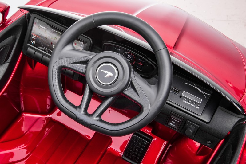 你負擔的起的GT跑車 《McLaren Ride-On》台幣萬元內 還能模擬引擎聲浪