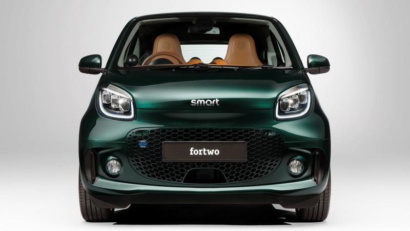 雙人電動小車《Smart EQ Fortwo》亮相 內裝配置、動力性能一次看,預計2023年量產?