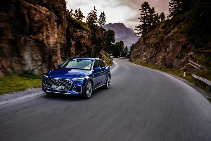 國內豪華休旅市場再添新戰力!跑旅帥哥《Audi Q5 Sportback》283萬起 還有限量50台Edition One車型