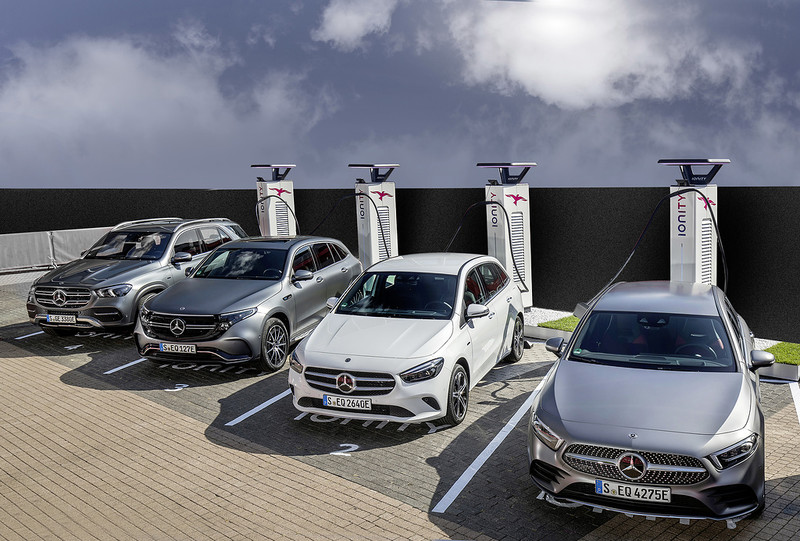 《Mercedes-Benz》內燃機研發資金砍到剩兩成!2025年起全面純電動化 《AMG》V8聲浪將走入歷史