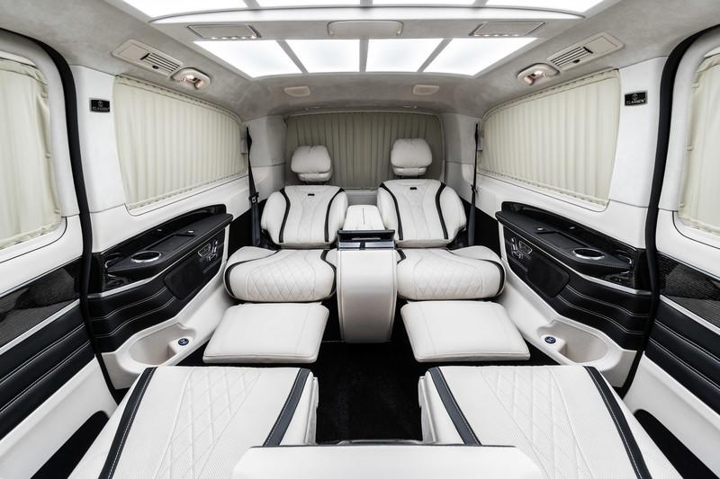奢華移動行宮1800萬!源自《Mercedes-Benz》的KLASSEN德國頭等艙MPV導入台灣