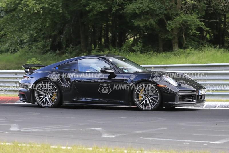 油電蛙終於現身!《Porsche 911 Turbo E-Hybrid》征戰紐柏林賽道、性能將是911車系之最!