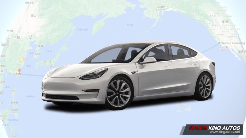 搭載CCS2新規格的《Tesla Model 3》準備出港 預計半個月後抵台!新車+舊車充電規格能否共存?